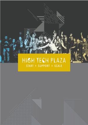 High Tech Plaza leaflet